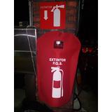 Funda Forro Para Extintor Gasolinera
