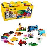 Lego Classic Caja De Ladrillo De 484 Fichas 10696 Entr Inmed