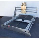 Cnc Router - Kit Mecânico A6550 Em Alumínio - Sem Juros