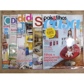 decorao lote com revistas