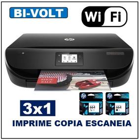 Impressora Deskjet Hp 4535 Multifuncional Wi-fi Bi-volt 3x1
