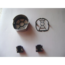 Kit Botoes +reforço Grade Frontal Escova Rotativa Conair N22