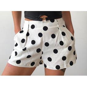 331c51350e Kill Short De Lino Crudo - Shorts de Mujer Blanco en Mercado Libre ...