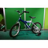 Bicicleta Bmx Cross Niño 3-6 Años