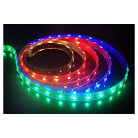 Tira Led Rgb 5050 300 Leds 5mt - Mar Del Plata