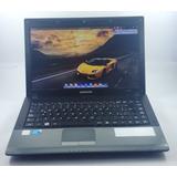 Portatil Samsung (intel Core I3, 2,40 Ghz, 4 Gb-ram)
