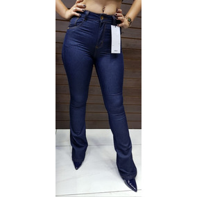 cf0be942d Calça Jeans Colcci Fem Alessandra Ambrosio - Calças Jeans Feminino ...