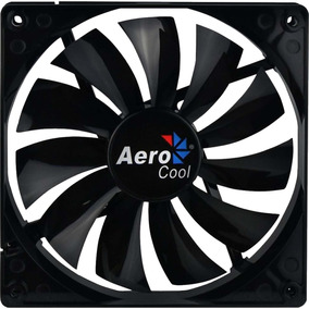 Kit 4 Cooler Fan 14cm 140mm Dark Force En51349 Aerocool