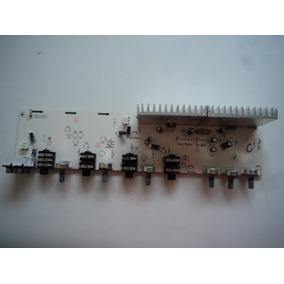 Placa De Saidas Caixa De Som Amplificada Frahm Mf800