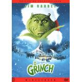 Dvd - O Grinch - Jim Carrey