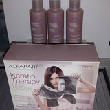 Alfaparf Keratin Therapy Lisse Desing Terapia Keratina