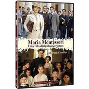 Maria Montessori - Uma Vida Dedicada Às Crianças - Dvd