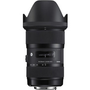 Lente Sigma 18-35mm F/1.8 Dc Hsm Art Para Canon C/ Recibo