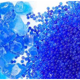 Silica Gel Azul 2 Kg + 1 Saco Zip Loc 18x23