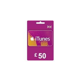 Itunes 25 Libras Gbp Uk - Código Apple Iphone