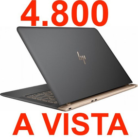 Hp Spectre 13-v111dx I7-7500u 2.7ghz/8gb/ssd M.2 256gb/13