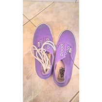Tênis Vans Original Authentic Lo Pro Roxo