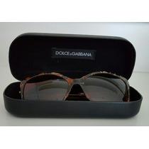 Óculos De Sol Dolce & Gabbana Modelo Dg 4162p 2550/13