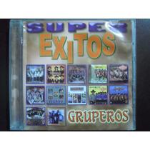 Super Exitos Cd Gruperos Norteños