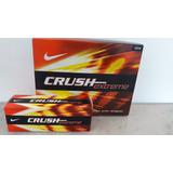 Pelotas Golf Nike Crush Extreme Blancas Caja X 3 Unidades