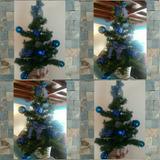 Árbol De Navidad De Mesa Con Adornos Incluidos