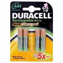 Baterias Recargables Aaa Y Aa Duracell Tienda. Factura