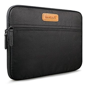 Inateck 9.7 Inch Tablet Sleeve Case Cover For Apple -negro