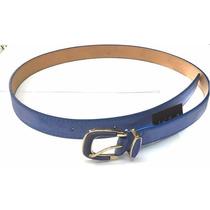 Docena Cinturon Dama Le Sak He- Azul Oscuro