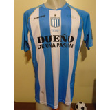 Camiseta Racing Olympikus 2012 #23 Braian Lluy Utilería Xl