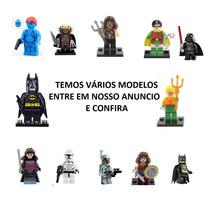 Compativel Lego Marvel Vingadores Dc Super Herois Ninjago