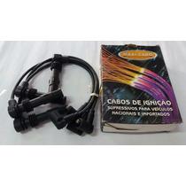 Jogo Cabo De Vela Gol/parati 1.0 16v Power 2002/ Maxi Cabo