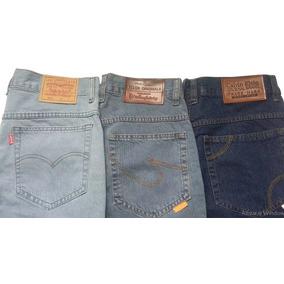 Kit C/5 Calça Jeans Masculina Levi