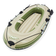 Bote Gomón Inflable Voyager 300 Bestway 243 X 102 Cms.