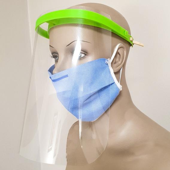 Mascara Protector Facial  Reutilizable Rebatible