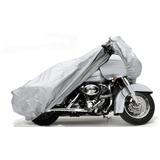 Funda Cubre Moto Con Baul/ Valijon / Choperas/ Proteccion Uv