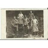 3 Fotopostais Soldados Alemanha Primeira Guerra Frete Gratis