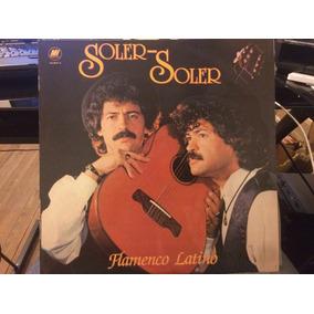 Vinilo Soler Soler Flamenco Latino Lp Arg Nuevo No Sellado
