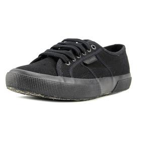 Superga Sneakers - Cuero - Azul Tinta - Suela: 3 cm Descuento Enjoy Clearance Wiki FO4co
