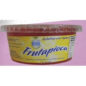 Frutapioca Gelatina Natural Con Tapioca Ipn