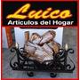 Leños Refractarios 12000 Kcal Con Valvula - Local A La Calle