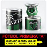 Set Matero Clubes Primera A Afa Mate Azucarera Yerbera 3