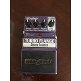 Pedal Guitarra Turbo Flanger
