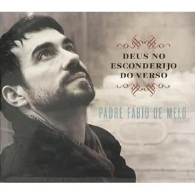Cd Padre Fábio De Melo Deus No Esconderijo Do Verso (lacrado
