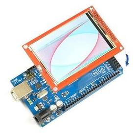 Tela Lcd Tft 3.2 320x480 Para Arduino Mega
