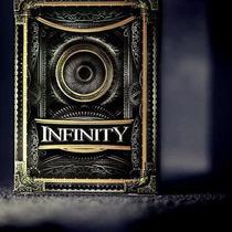 Cartas Poker Y Magia / Baraja Infinity (ellusionist)