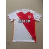 Camiseta As Monaco Ligue 1 Francia !!!