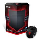 Mouse Gamer Msi Ds200 Interceptor Envío Gratis Todo Chile.