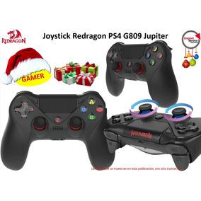 Joystick Redragon Ps4 G809 Jupiter Inalámbrico Gamer Rgb