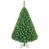arbol de navidad artificial alberta naviplastic 190 cm verde - Arbol De Navidad Artificial
