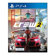 The Crew 2 Standard Edition Ubisoft Ps4 Físico Sellado